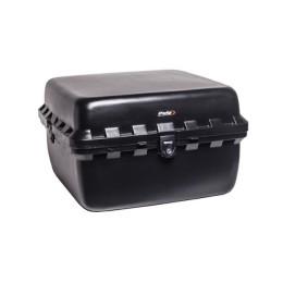 Baúle BIG BOX 90L con cerradura, Puig, Todas motos - Negra