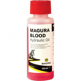 Líquido mineral para embrague hidráulico Magura 100ml - Rojo