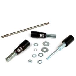 Kit pelacrush Vespa Smallframe PLC Corse