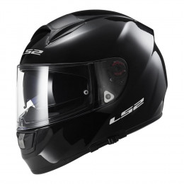 Casco Integral FF397 VECTOR FT2 - Negro/Brillo