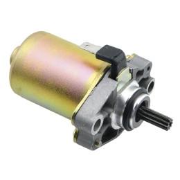 Motor de Arranque, Suzuki Morini, Address