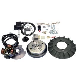 Encendido analógico Vespa 75/125 PK/FL cono 20 volante 1,2kg Polini