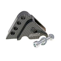 Suplemento Amortiguador Polini Minarelli horizontal Carbono
