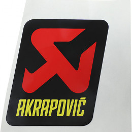 Pegatina de recambio YZR-R1 2015 Akrapovic