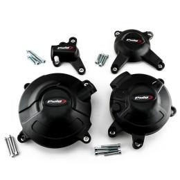 Tapas protectoras del motor Yamaha MT09 14-19 Puig