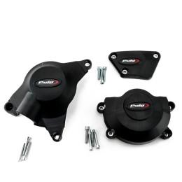 Tapas protectoras del motor Yamaha YZF-R6 06-19 Puig