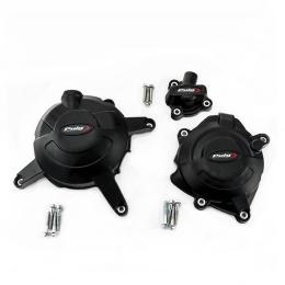 Tapas protectoras del motor Yamaha YZF-R125/MT125 16-19 Puig