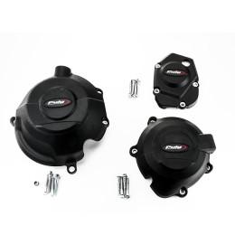 Tapas protectoras del motor Kawasaki Z1000 11-19 Z900/E 17-19 Puig