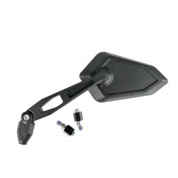 Retrovisor universal plástico negro reversible Izquierda derecha TNT