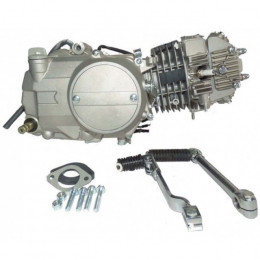 Motor completo PitBike 125cc 4T Malcor