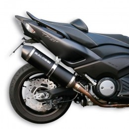Escape Yamaha T-Max 530 ie LC >2012 Maxi Wild Lion Malossi