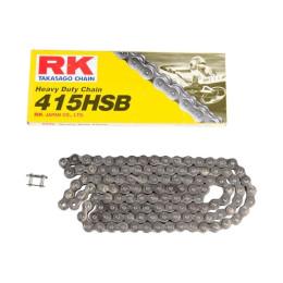 Cadena RK 415 HSB con 126 eslabones acero