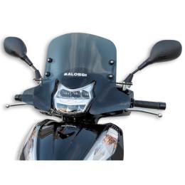 Cúpula Honda SH 300i euro 4 >15 Malossi Sport - Ahumado oscuro