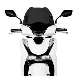 Cúpula Honda SH 125 ie 4T >2020 Malossi Sport - Ahumado oscuro