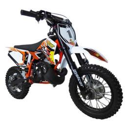 Malcor replica KTM 50cc Version 2018 2T refrigerada por aire