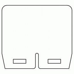 Laminas de carbono para cajas VForce4R CR 80/85 / RM85 / TC 85 / YZ 65/85