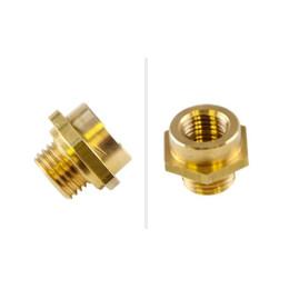 Adaptador sensor temperatura M14 macho a M12 hembra Derbi Senda >18 Euro 4 Doppler
