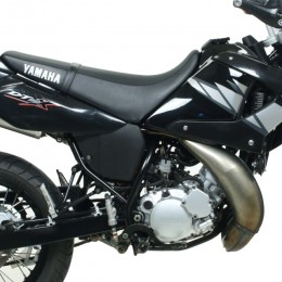 Bufanda All-Road 2 tiempos Approved Arrow, (CE), Yamaha DT 125 R/X (2004-2006)