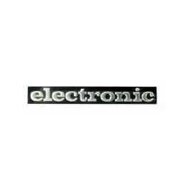 Anagrama electronic para Vespa LVD