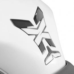 Protector depósito Xtreme simil carbono Puig