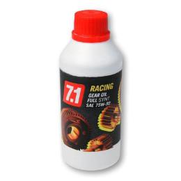 Aceite de transmisión Malossi 7.1 RACING Gear Oil Full Synt (SAE 75W - 90) 0.25L sintético 100%