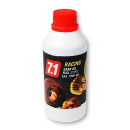 Aceite de transmisión Malossi 7.1 RACING Gear Oil Full Sintético 100% 0.25L