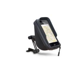 """Soporte Smartphone 6,6"""" Con Bolsillo 180 X 90 Mm - Retrovisor SHAD"""