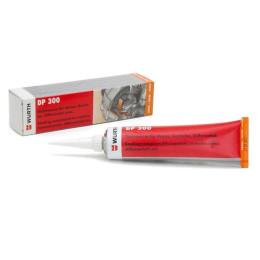 Silicona para juntas Würth DP300 85gr