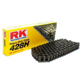 Cadena RK 428H con 132 eslabones negro