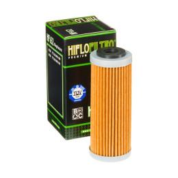 Filtro de aceite Hilfofiltro HF652