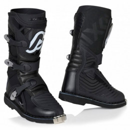 Botas off-road junior Acerbis X-KID negras