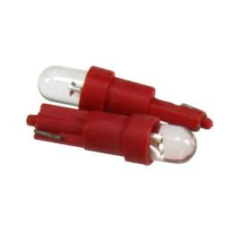 Juego bombillas Amolux LED (para marcador tipo T5) - elige color: