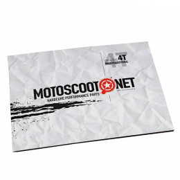 Catálogo Motoscoot 4T - Todo para tu maxiscooter!