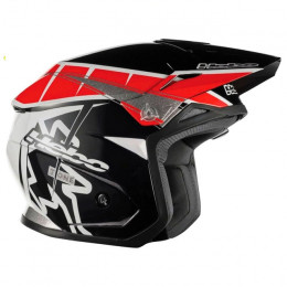Casco Hebo Trial Zone 5 T-ONE - ROJO