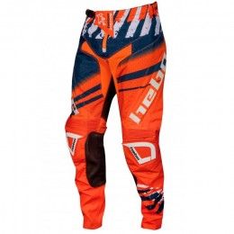 Pantalón Cross junior Hebo Stratos Naranja