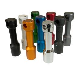 Potencia Manillar de descenso STR8 - varios colores - 17.5cm