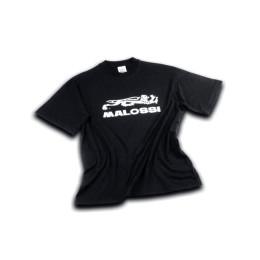 Camiseta Malossi Lion Negro