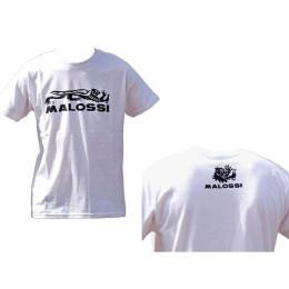"Camiseta Malossi ""Lion"" - blanco"