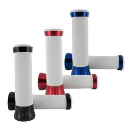 Puños STR8 CNC - mecanizados CNC - blanco