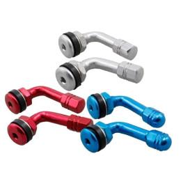 Válvulas curvadas STR8-Tuning! - universal tubeless