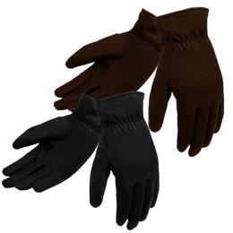Guantes invierno de piel Unik C7 - Negro o marrón