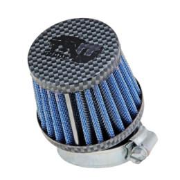Filtro de aire conexión de 28/35mm estilo carbono TNT