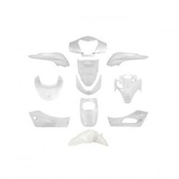 Carenados (Kit de 11 piezas) Honda SH300i, blanco
