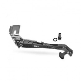 Caballete lateral TNT, MBK Nitro/Yamaha Aerox - estilo carbono
