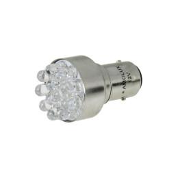 Bombilla BAY15D LED Blanco para piloto trasero Allpro