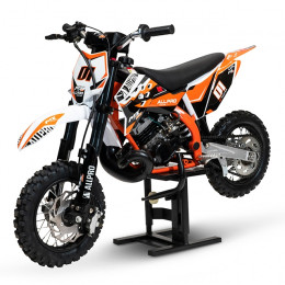 "Pitbike infantil Allpro 50cc MX 2T AC delantera 10"" trasera 10"""