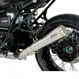 Escape BMW R Nine T SC-Project CR-T