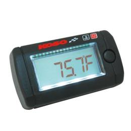 Marcador de temperatura Koso LCD Mini