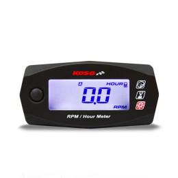 Marcador RPM y cuenta horas Koso