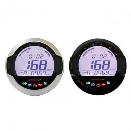 Velocímetro y RPM KOSO DL-03S (d.64mm)- 0-360 km/h - 15.000 RPM (CE)
